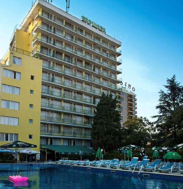 Hotel WARSHAVA Zlatni Pjasci 2*