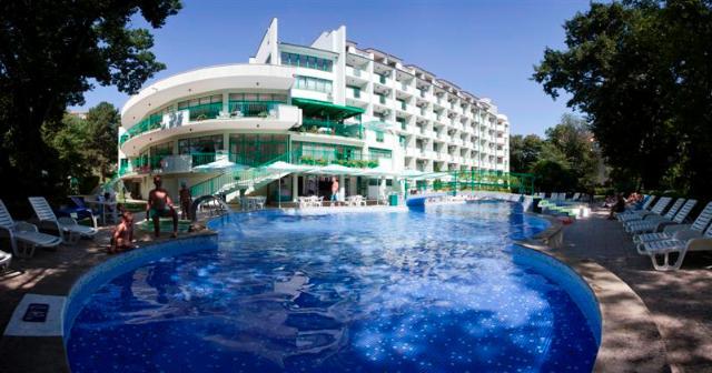 Hotel ZDRAVETS Zlatni Pjasci 4*