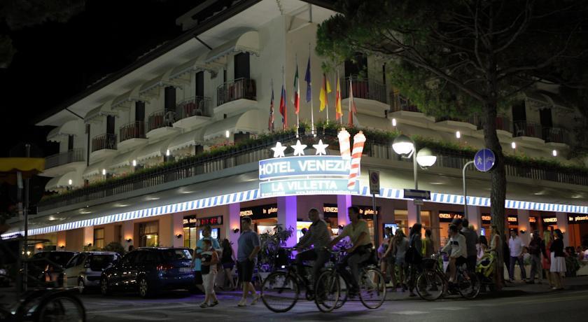 Hotel VENEZIA LA VILETTA Lido di Jesolo 3*