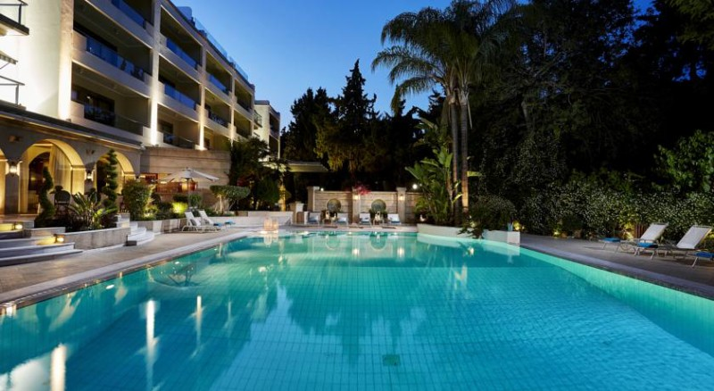 Hotel RODOS PARK Rodos 5*