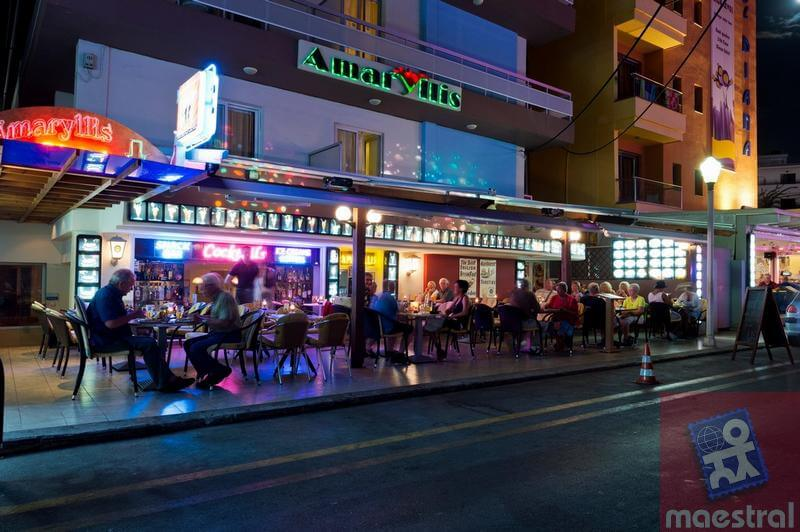 Hotel AMARYLLIS Rodos 2*