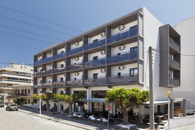 Hotel BUTTERFLY Rodos 3*