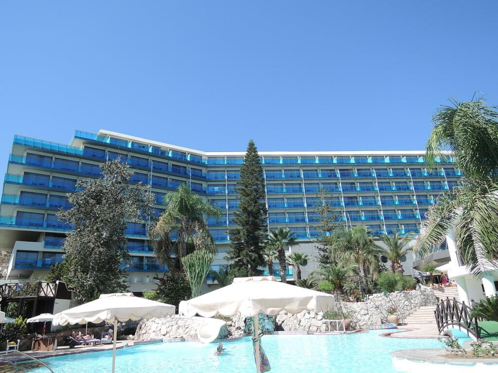 Hotel CALYPSO BEACH Faliraki 4*
