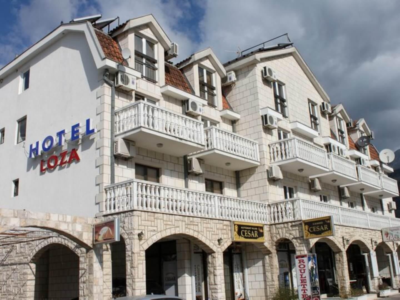 Hotel LOZA Budva