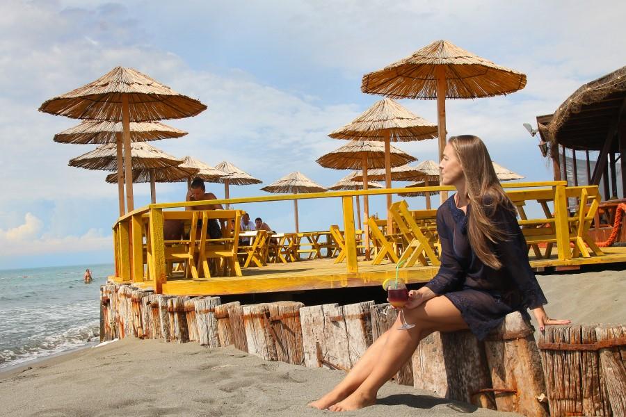 Ada Bojana Nudist beaches in Montenegro