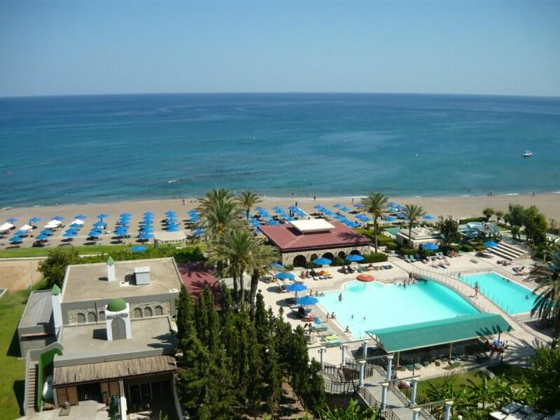 Hotel DESSOLE OLYMPOS BEACH Faliraki 4*