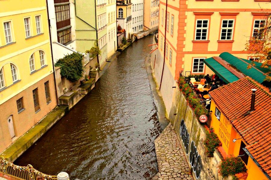 Prag Češka, Nova godina Prag