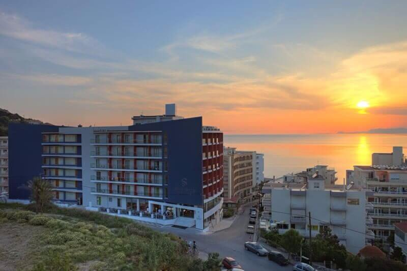 Hotel SEMIRAMIS CITY Rodos 4*