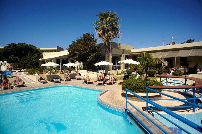 Hotel VIRGINIA Kalitea 3*