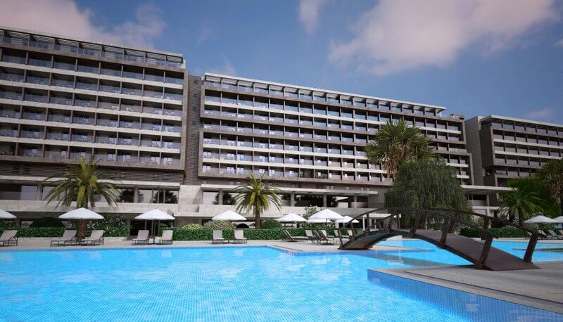 Hotel AMADA COLOSSOS RESORT Faliraki 4*