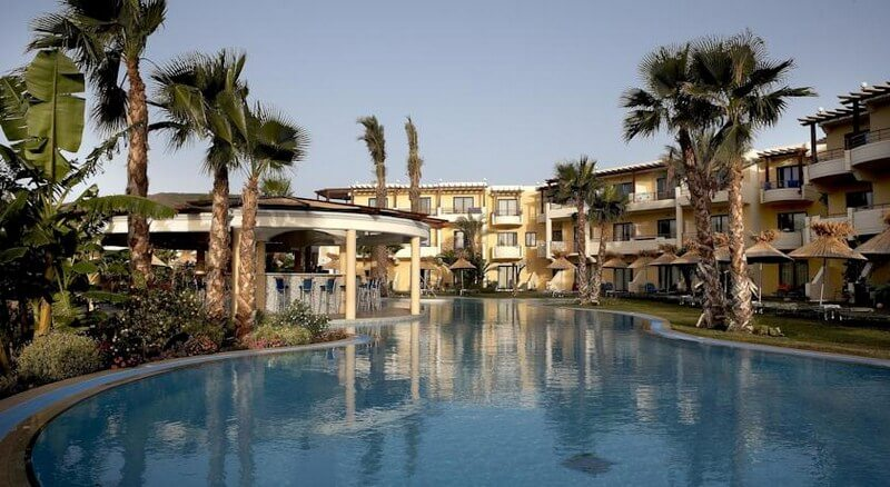 Hotel ATRIUM PALACE Thalasso Lindos 5*