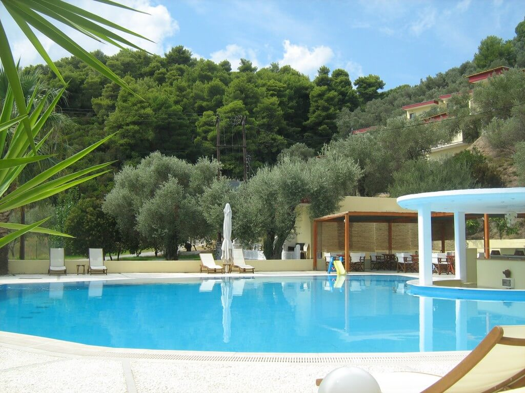 Hotel BELVEDERE Skiatos 2*