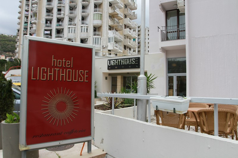 Hotel LIGHTHOUSE Igalo