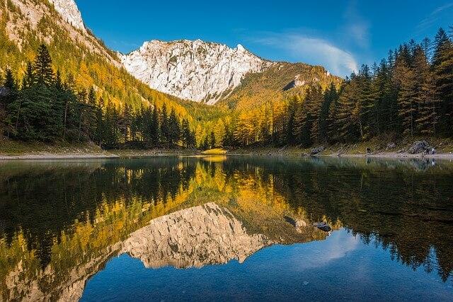 Putovanje Biserna jezera Austrije