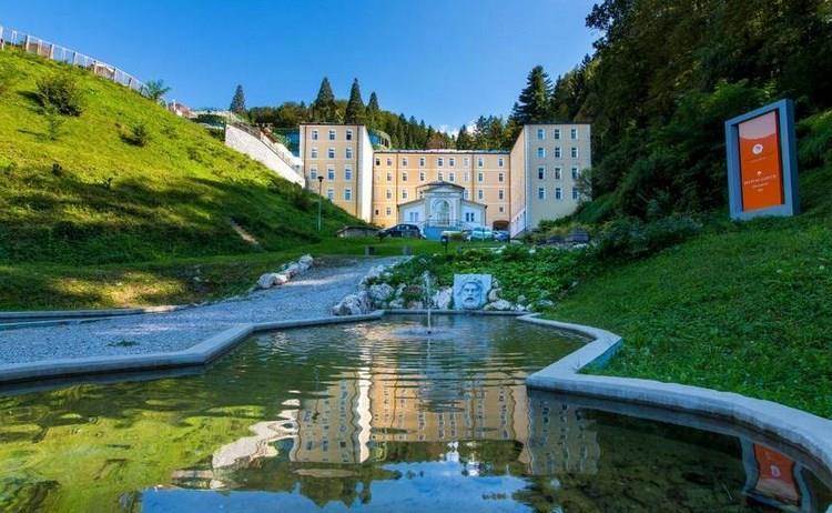 Hotel ZDRAVILISKI DVOR Rimske Terme