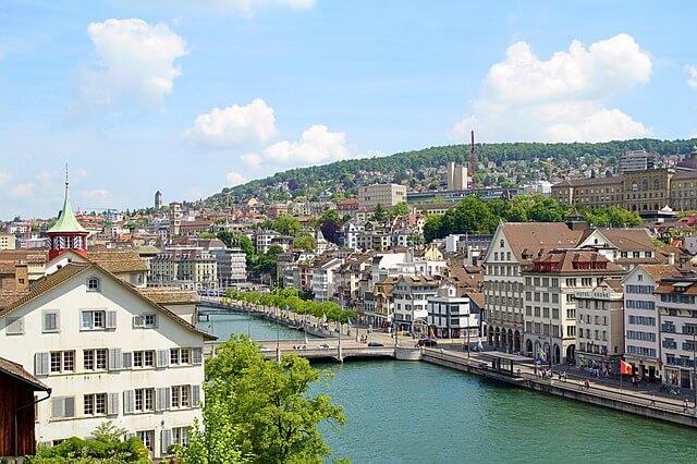 Putovanje Cirih i Ženeva – 6 dana