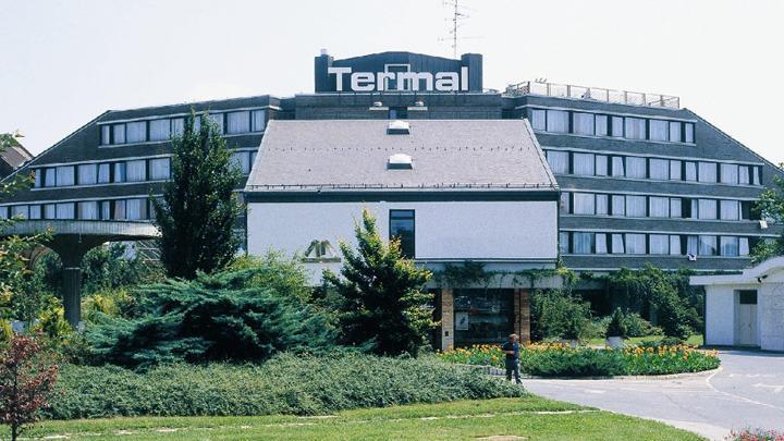 Hotel TERMAL Moravske Toplice