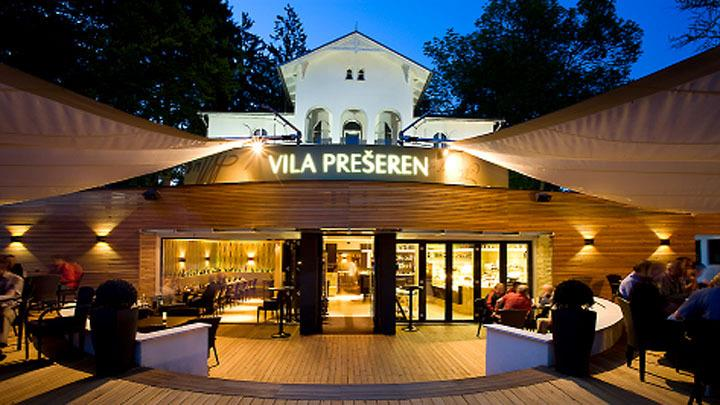 Hotel Vila PREŠEREN Bled