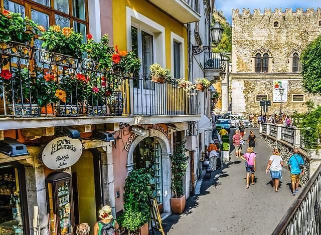 Putovanje SICILIJA