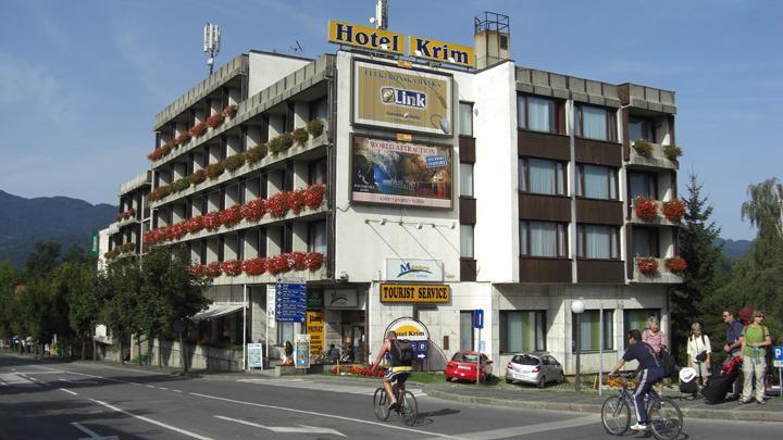 Hotel KRIM Bled