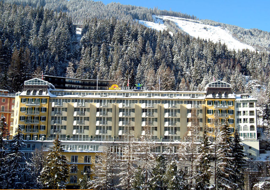 Hotel MONDI HOLIDAY BELLEVUE Bad Gastein