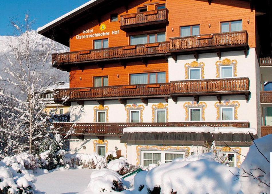 Hotel OSTERREICHISCHER Bad Hofgastein