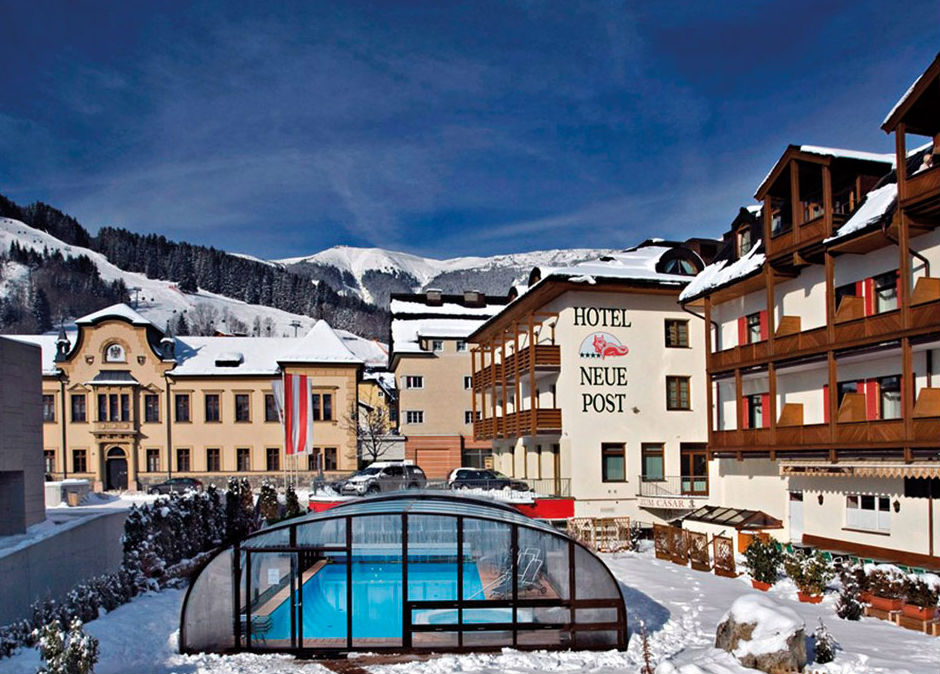 Hotel Apartmani NEU POST Zell Am See