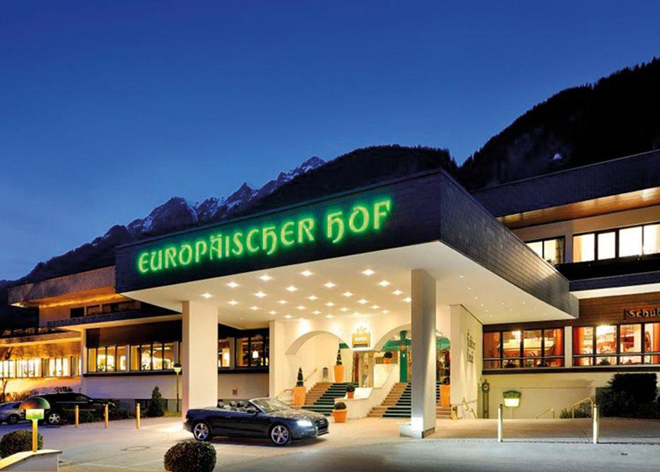 Hotel EUROPAISCHER HOF Bad Gastein
