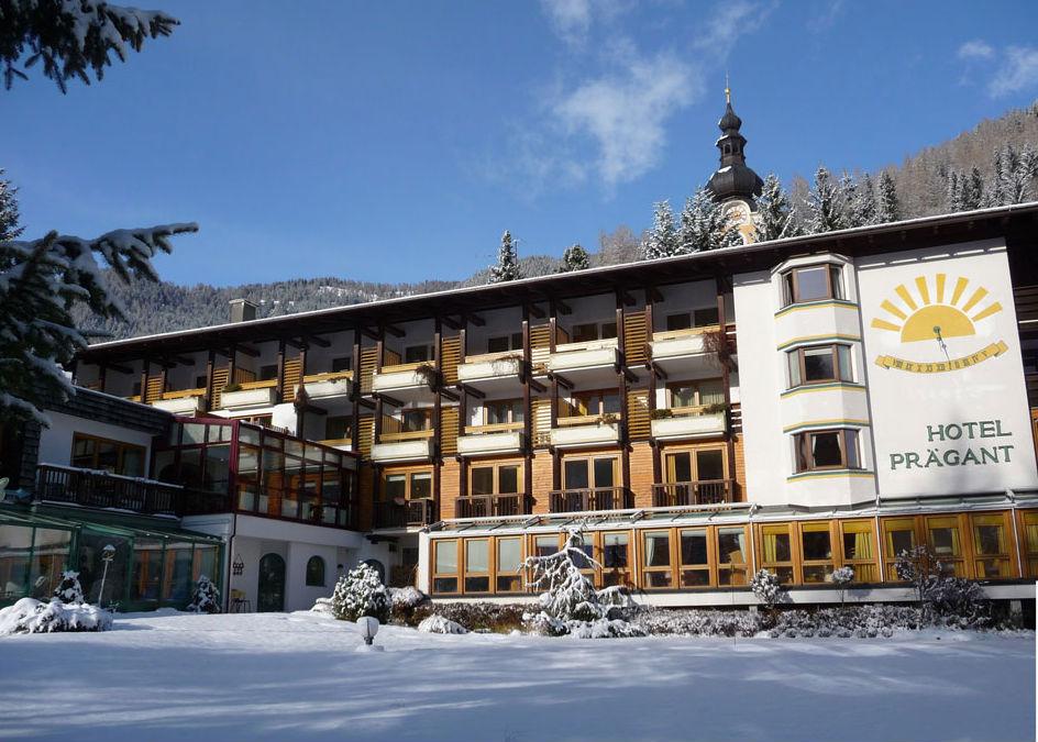 Hotel PRAGANT Bad Kleinkirchheim