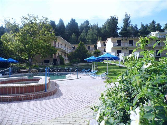 Hotel JENNY Siviri