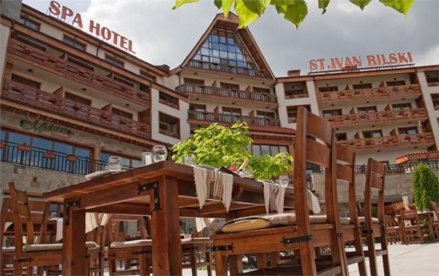 Hotel ST IVAN RILSKI Bansko