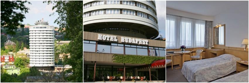 Hotel BUDAPEST Budimpesta