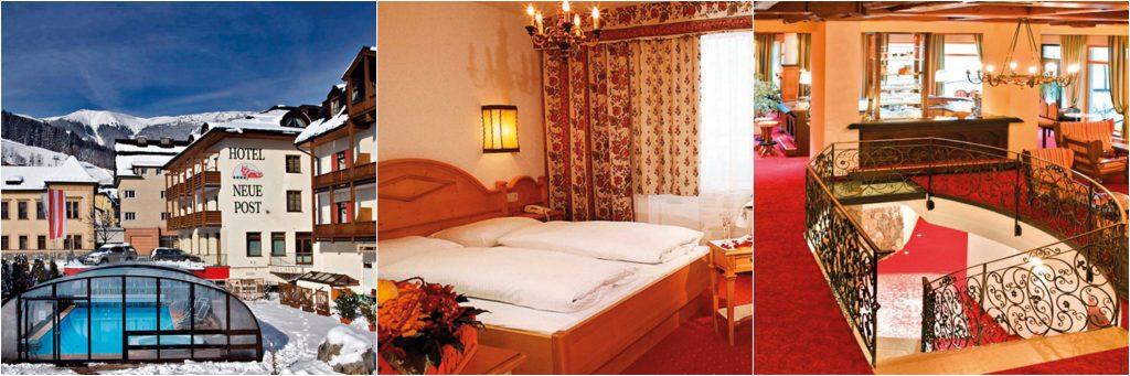 Hotel Apartmani NEU POST Zell Am See