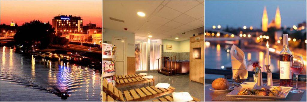Hotel Novotel Segedin