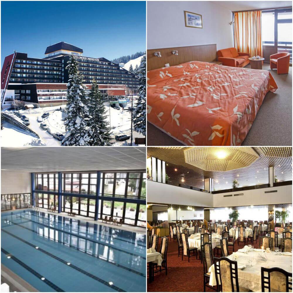 Hotel SAMOKOV Borovec