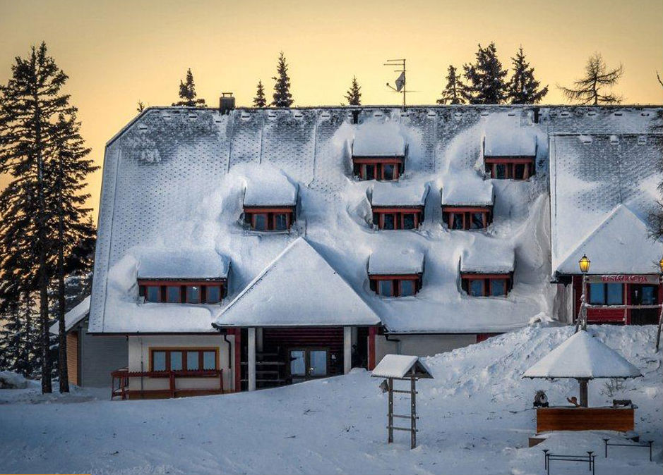 Hotel KRVAVEC Krvavec