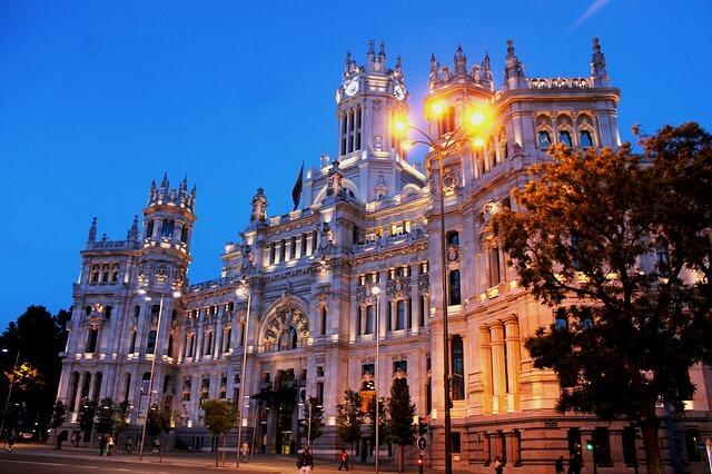 Madrid Spanija, Nova godina MADRID