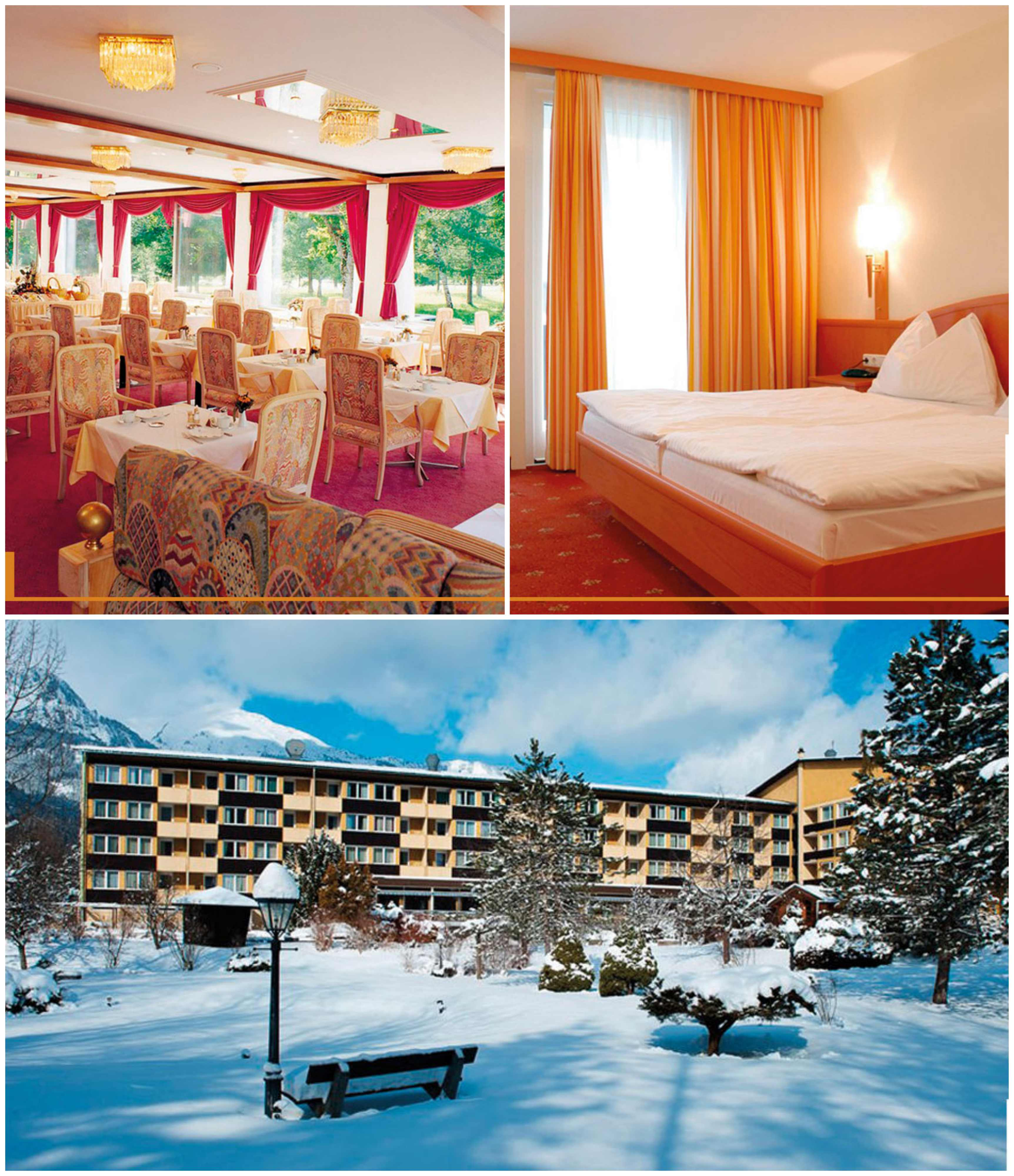 Hotel PALACE KUR & SPORT Bad Hofgastein