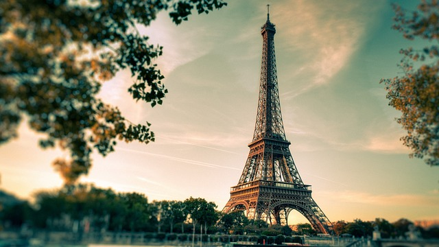 Pariz Francuska, Nova godina Pariz Francuska