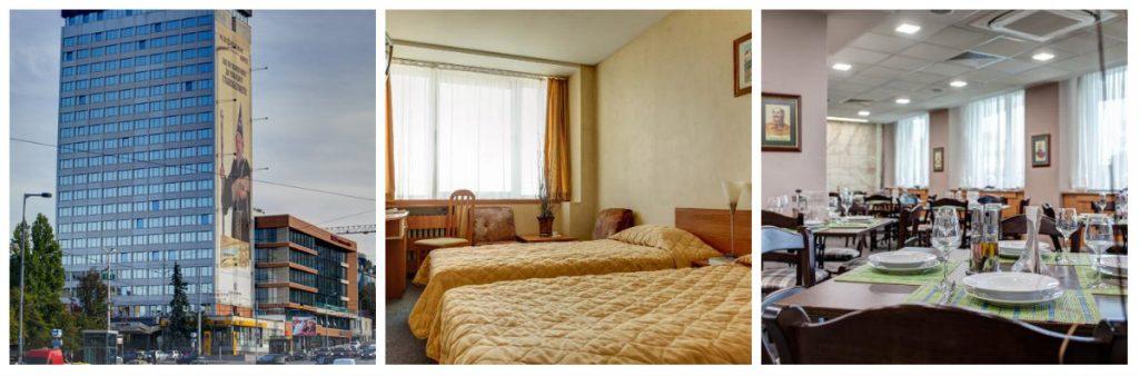 hotel Hemus Sofija