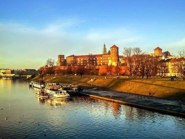 Krakov Poljska, Nova godina Krakov Poljska