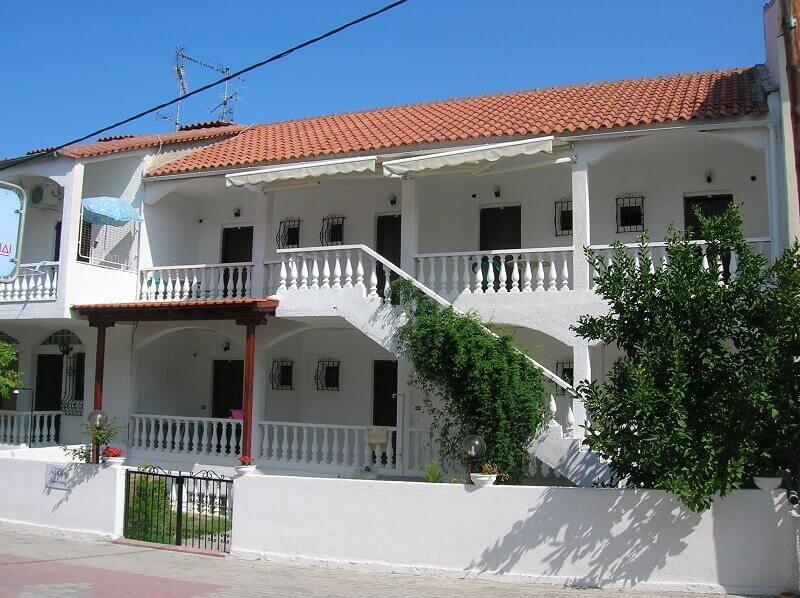 Vila NIKOS Polihrono