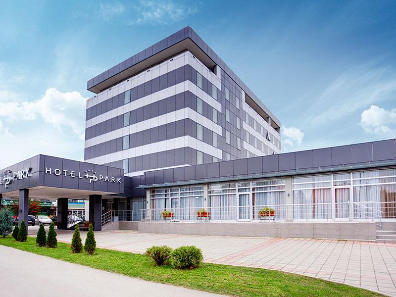 Hotel PARK Ruma