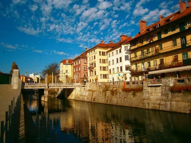 Nova godina Ljubljana
