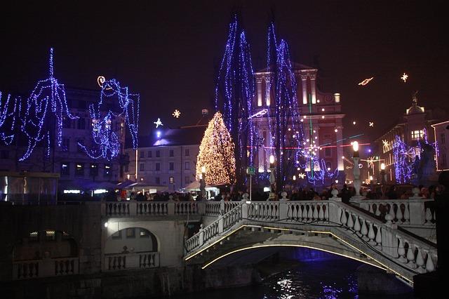 Nova godina Ljubljana 2