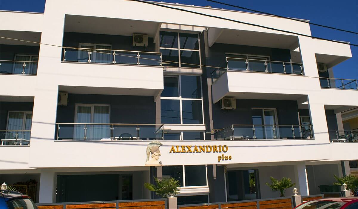 Vila ALEXANDRIO PLUS Leptokaria