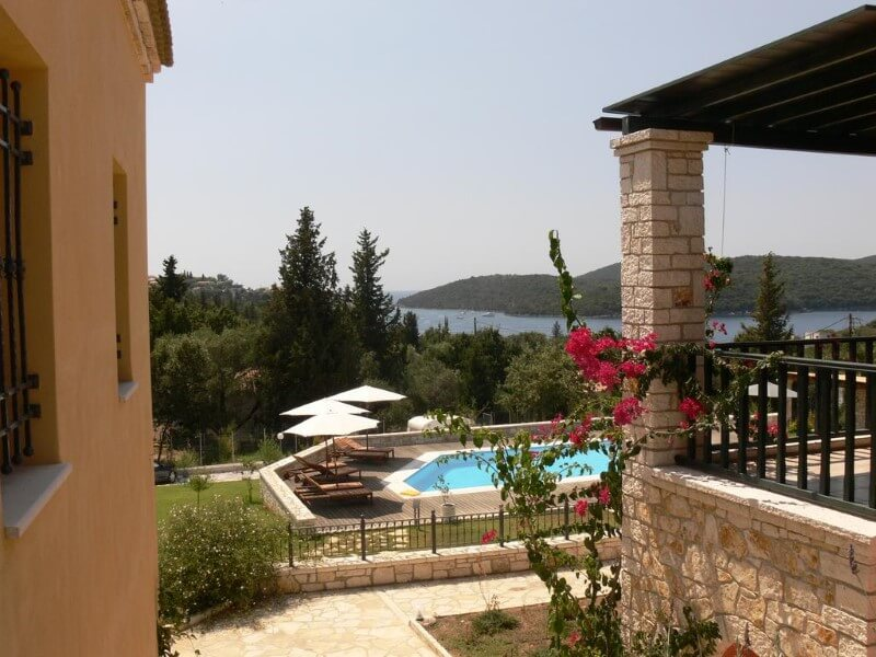 Vila ALKYON LUXURY RESORT Sivota