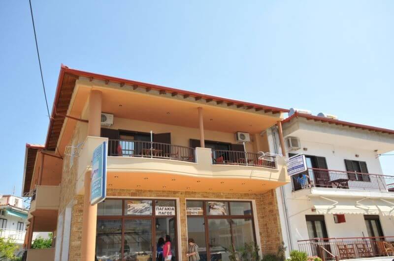 Vila CHRISULA Sarti