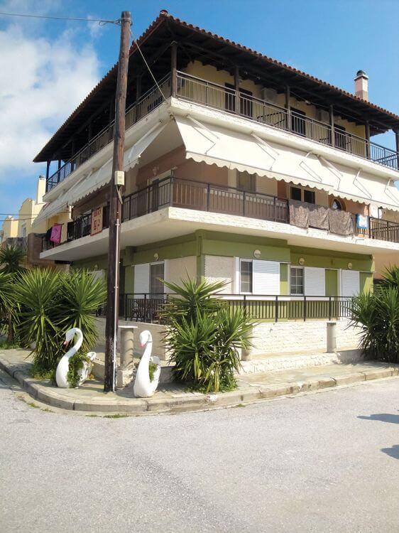 Vila EVANGELIA Sarti