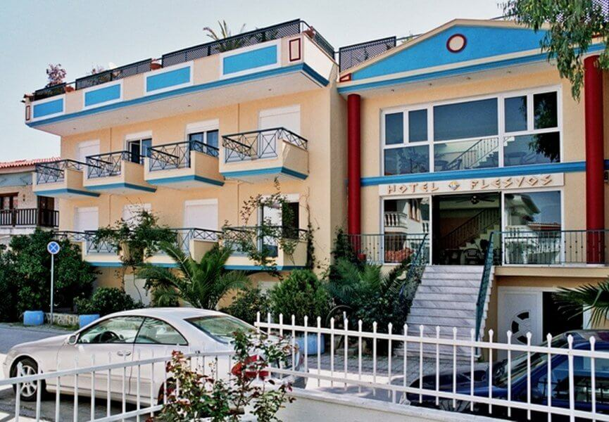 Aparthotel FLESVOS Pefkohori